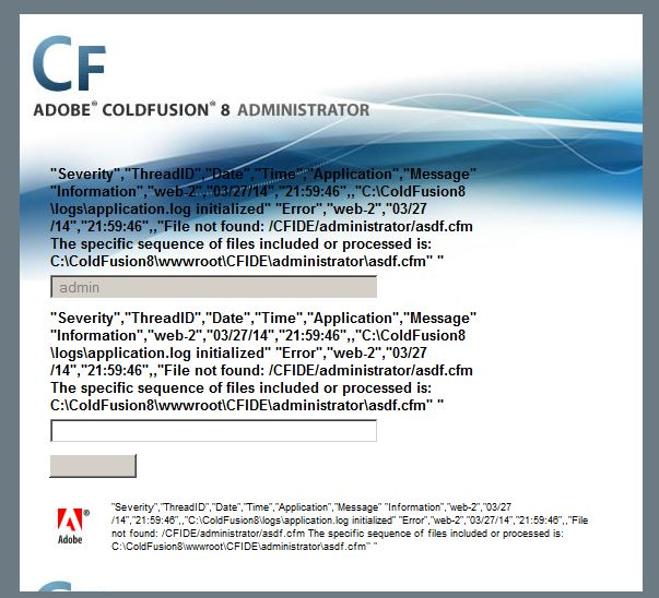 Setting up your ColdFusion development environment for Windows